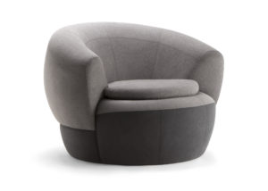 Cupertino Low Back Chair CUPE001 Image