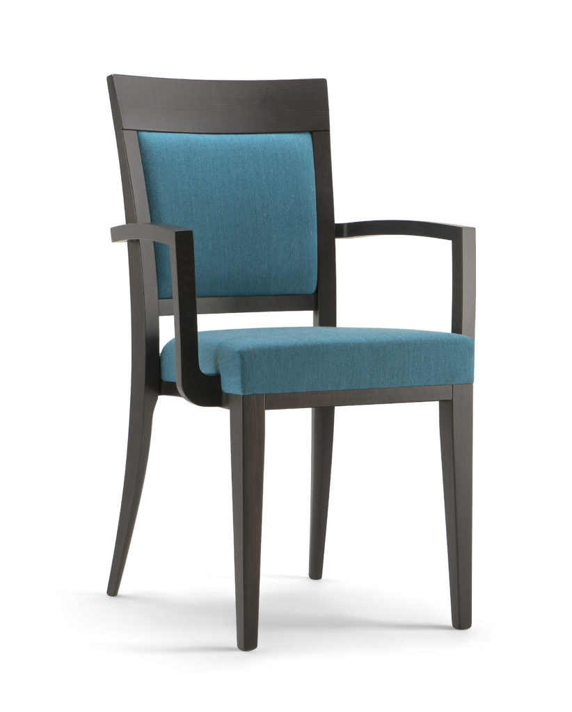 Fresno ¾ Back Arm Chair FRES001 Image