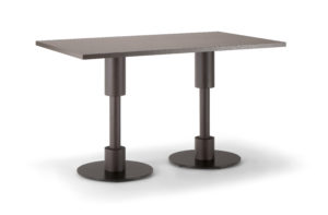 Thebes Centre Pedestal Table THEB004 Image