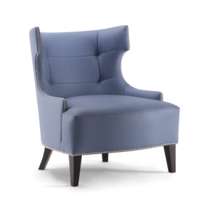 Torrance High Back Wing Chair TORR003 Image