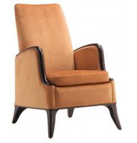 Bedlam High Back Chair BEDL001 Image