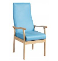 Catford High Back Chair CATF002 Image
