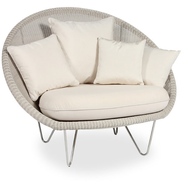 Eclipse Cocoon Lounge Chair ECLI004 Image
