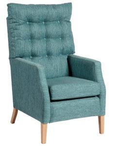Fareham High Back Chair FARE001 Image