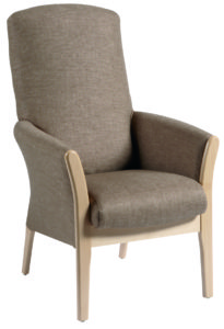Henley High Back Chair HENL002 Image