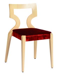 Leyburn Open Back Side Chair LEYB002 Image