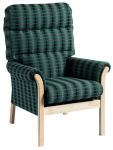 Marlow High Back Chair MARL001 Image