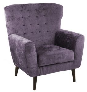 Molly High Back Chair MOLL001 Image