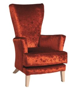 Richmond High Back Chair RICH001 Image