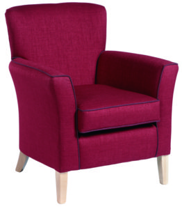 Ripley Mid Back Chair RIPL001 Image