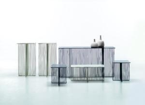 Kozani Coffee Tables - Square KOZA002 Image