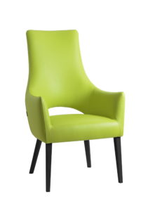 Leto High Back Chair LETO001 Image