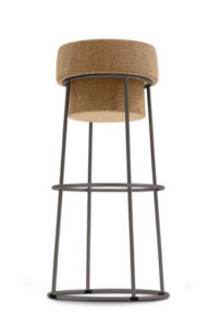 Cork High Stool CORK001 Image