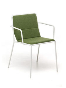 Flintoff Arm Chair FLIN001 Image