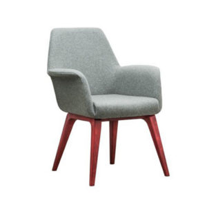 Benayoun Arm Chair Wood BENA003 Image
