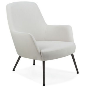 Heskey Lounge Low Back Chair HESK004 Image