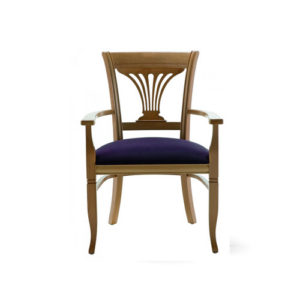 Wisteria Arm Chair WIST001 Image