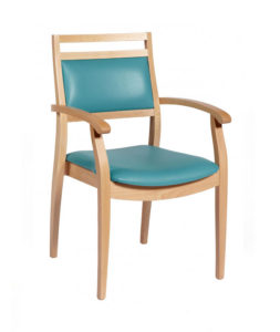 Bluebell Arm Chair BLUE001 Image