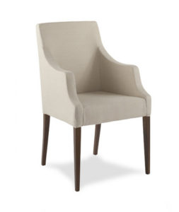 Dalton Fully Upholstered Arm Chair DALT001 Image