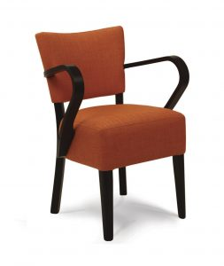 Rothwell Upholstered Arm Chair ROTH002 Image