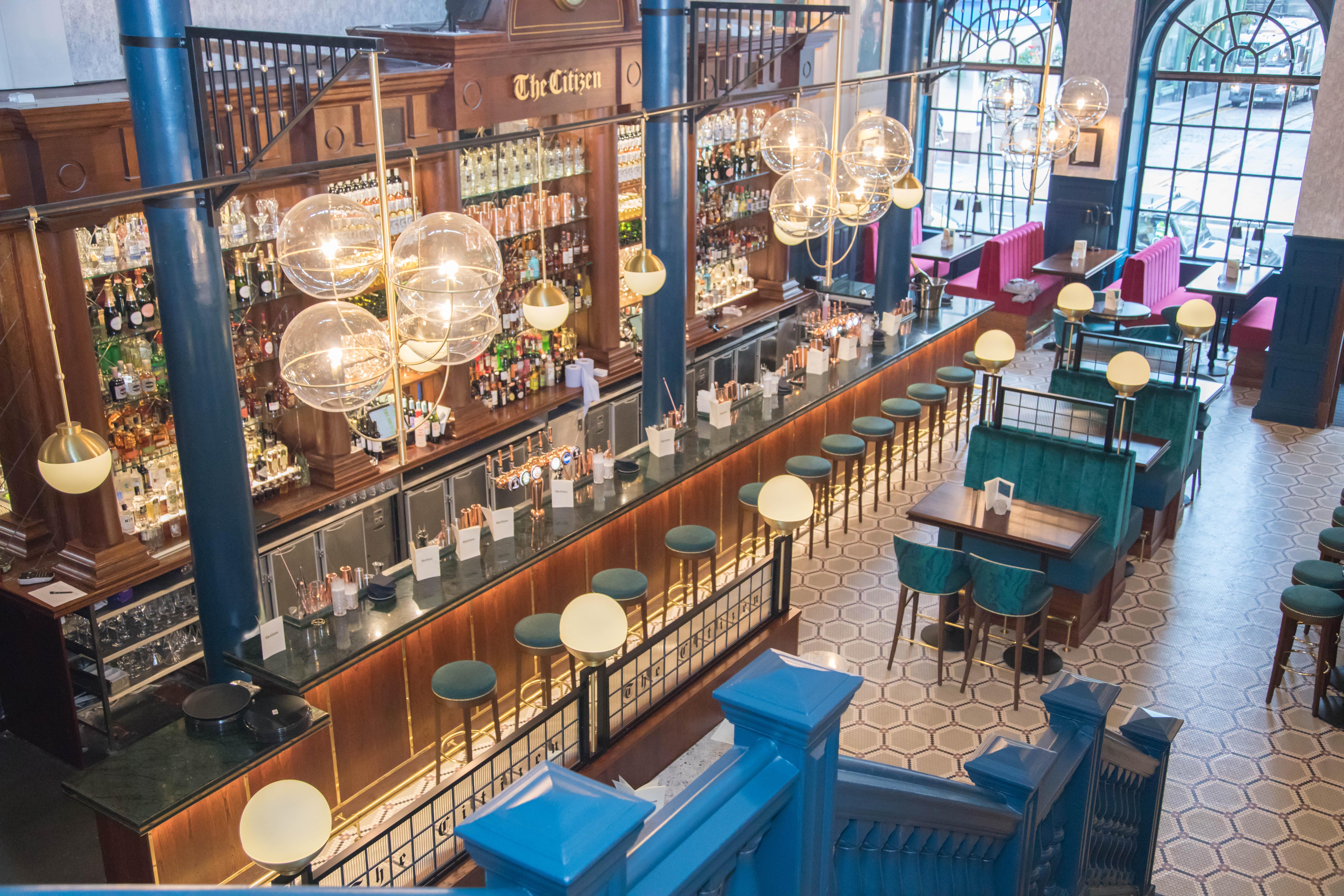 Citizen Bar – Glasgow