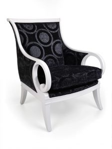 Croxley Lounge Chair CROX001 Image