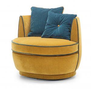 Hawes Lounge Chair HAWE001 Image