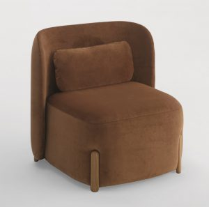 Hobbs Lounge Chair HOBB001 Image