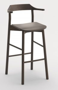 Pellegrino Barstool with Arms PELL004 Image