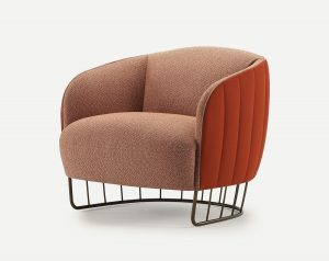 Wimbledon Small Lounge Chair WIMB001 Image