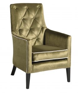 Surrey High Back Chair SURR001 Image
