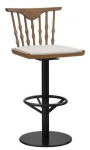 Tooting Barstool Swivel Base TOOT005 Image